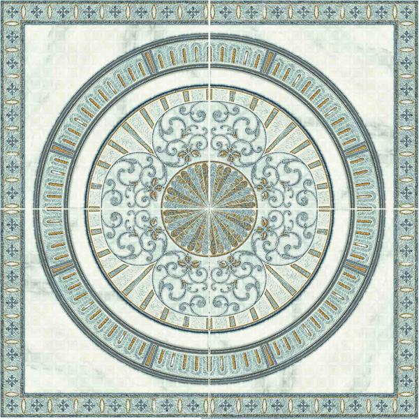 Панно напольная плитка керамическая