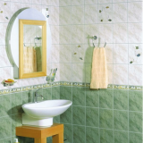Плитка керамическая Гималаи зеленый верх 01 Шахтинская 200х300
