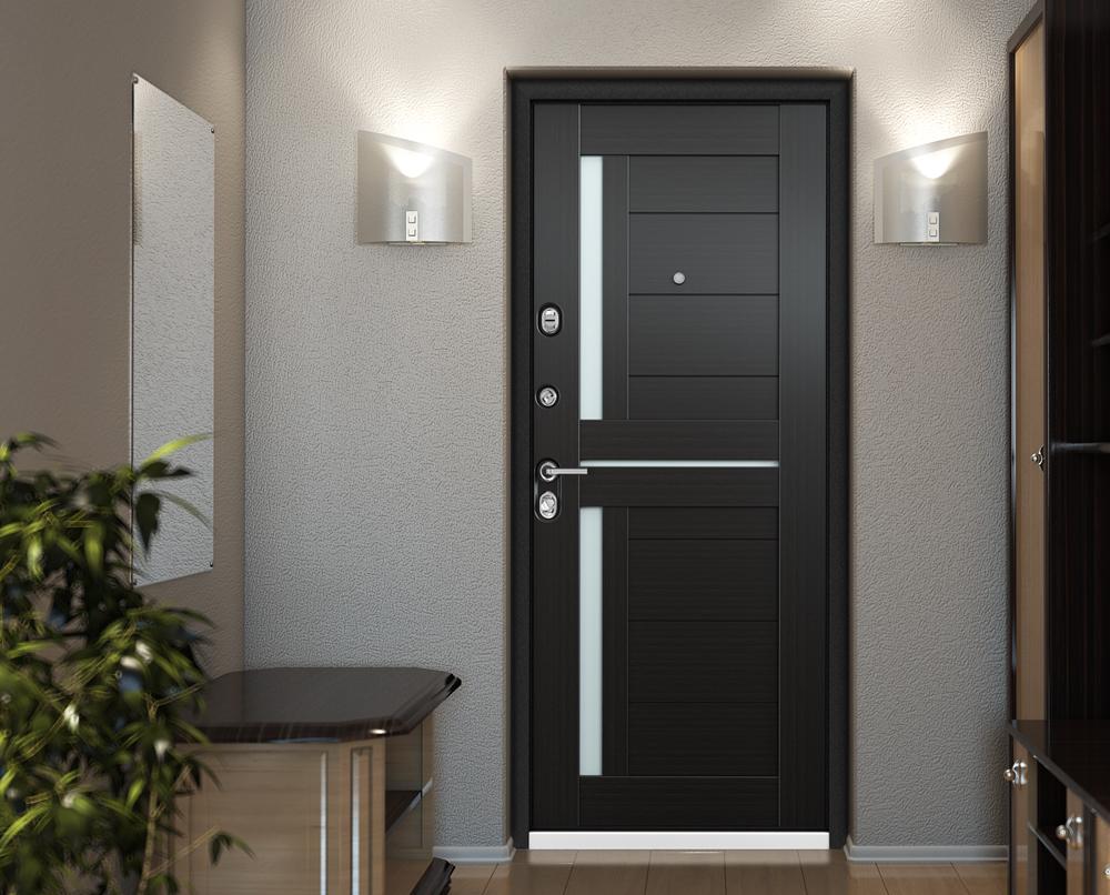 Металлические входные двери и их особенности