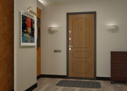 купить входную металлическую дверь в частный